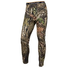 Scent-Lok Baseslayers AMP Lightweight Bottoms for Men
