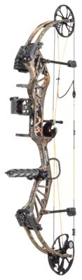 Bear Archery Approach RTH Compound Bow Package – TrueTimber Kanati – Model AV83A11077R – Right Hand