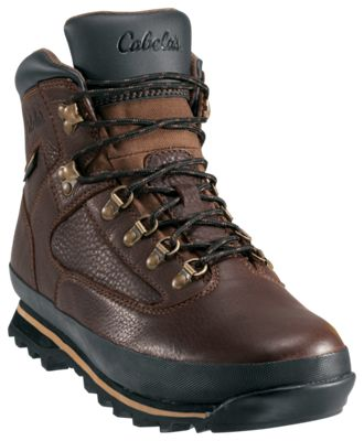 Image of Cabela's Rimrock Mid GORE-TEX Hiking Boots for Men - Brown - 9W