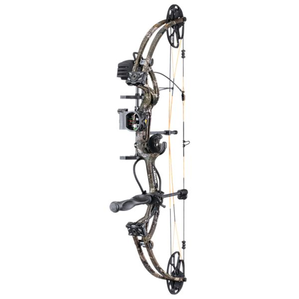 Bear Archery Cruzer G2 RTH Compound Bow Package - Right Hand - TrueTimber Strata thumbnail
