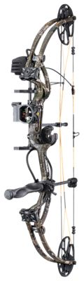 Bear Archery Cruzer G2 RTH Compound Bow Package - Left Hand - 5-70 lbs. - TrueTimber Kanati thumbnail