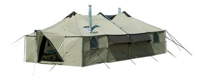 Cabela's Ultimate Alaknak 13'x27′ Outfitter Tent