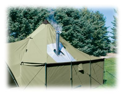 Cabela's Ultimate Alaknak Outfitter Tent Roof Panel Protector - Fits 12'x20'
