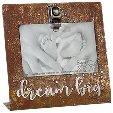 Sweet Bird & Co. Dream Big Bent Metal Clip Frame
