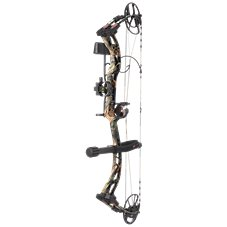 PSE Archery Ramped RTS Compound Bow Package