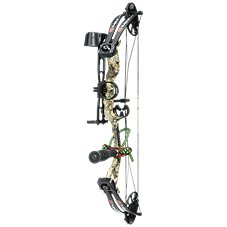 PSE Archery Mini Burner RTS Compound Bow Package