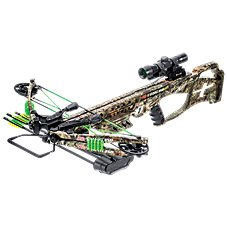 PSE Archery Fang 350 XT Crossbow Package