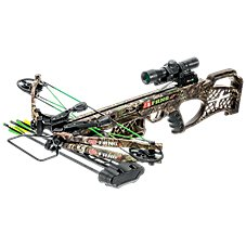 PSE Archery Fang LT Crossbow Package