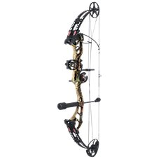 PSE Archery Stinger Extreme RTS Compound Bow Package
