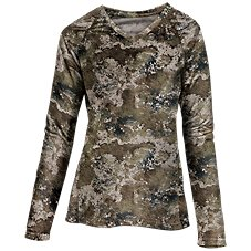 SHE Outdoor Lightweight Performance Long-Sleeve T-Shirt for Ladies