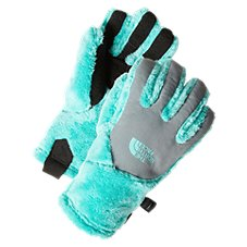 The North Face Osito Etip Gloves for Girls