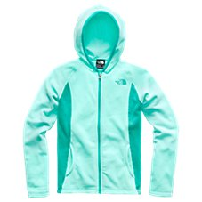 The North Face Glacier Full-Zip Hoodie for Girls