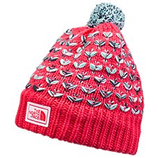 The North Face Chunky Pom Beanie for Kids