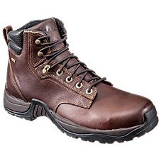 Cabela's Roughneck Ledger Waterproof Safety Toe Work Boots for Men