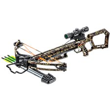 TenPoint Wicked Ridge Warrior Ultra-Lite Crossbow Package