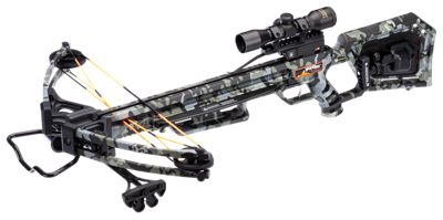 TenPoint Wicked Ridge Invader X4 Crossbow Package