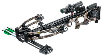 TenPoint Stealth NXT Crossbow Package with Acudraw Pro thumbnail