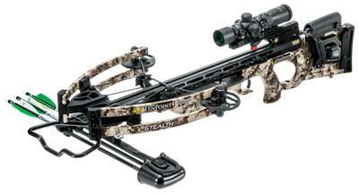TenPoint Stealth NXT Crossbow Package with ACUdraw 50
