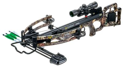 TenPoint Shadow NXT Crossbow Package with Rope Sled