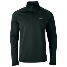 Cabela's E.C.W.C.S. Heavyweight Base Layer 1/4-Zip Pullover for Men