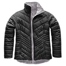 The North Face Mossbud Insulated Reversible Jacket for Ladies Image