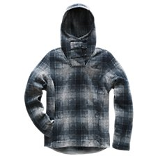 The North Face Crescent Hooded Pullover for Ladies