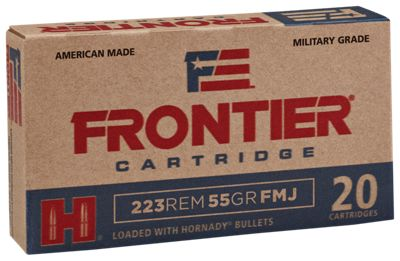 Frontier Cartridge Centerfire Rifle Ammo – FR262