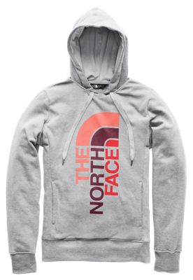 f60a2565f The North Face Trivert Pullover Hoodie for Ladies TNF Light Grey ...