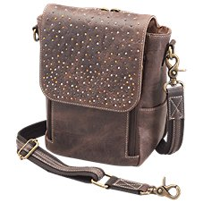 Gun Tote'n Mamas Cross Body Concealed Carry Satchel