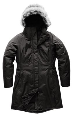 The North Face Arctic Parka II for Ladies - TNF Black - XL