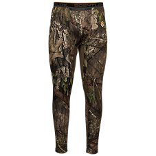 Scent-Lok Baseslayers AMP Midweight Bottoms for Men