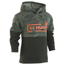 Under Armour Hunt Logo Hoodie for Toddlers or Kids