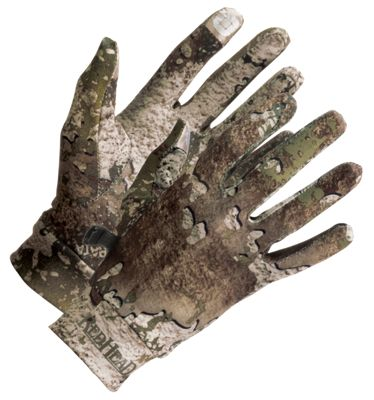 RedHead Camoskinz Liner Gloves for Youth - TrueTimber Strata - M