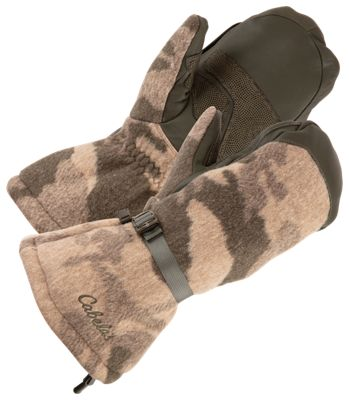 Cabela's Stand Hunter Gloves - Cabela's Outfitter Camo - L