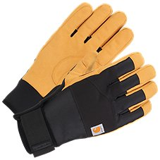 Carhartt Stoker Insulated Waterproof Work Gloves for Men