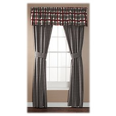 White River Alaskan Wildlife Collection Drapes or Valance