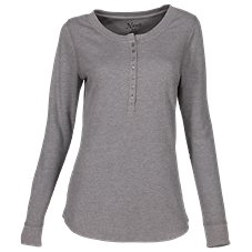 Natural Reflections Sleep Henley for Ladies