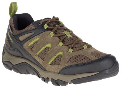 e3e16b60900 Merrell Outmost Low Waterproof Hiking Shoes for Men Boulder 9M