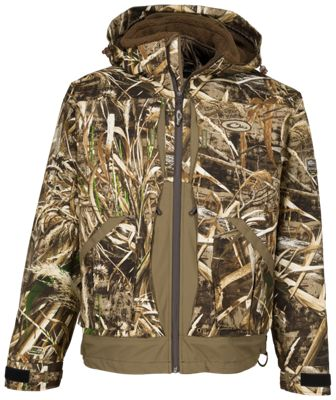 Drake Waterfowl Guardian Elite 3-in-1 Systems Jacket for Men – Realtree Max-5 – S
