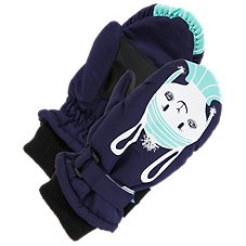 Grand Sierra Bunny Mittens for Toddlers