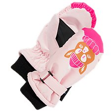 Grand Sierra Doe Mittens for Toddlers