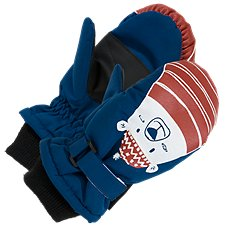 Grand Sierra Bear Mittens for Toddlers