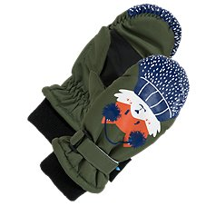 Grand Sierra Fox Mittens for Toddlers