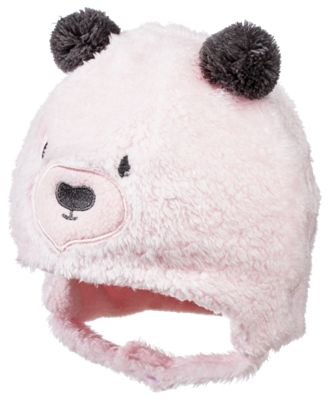 Grand Sierra Bear Hat for Toddlers - English Rose