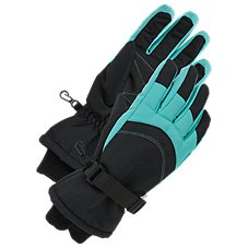Grand Sierra Insulated Ski Gloves for Kids