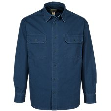 RedHead Stonewash Canvas Shirt for Men Image