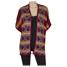 Natural Reflections Aztec Kimono for Ladies