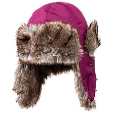 Grand Sierra Faux Fur Bomber Hat for Toddlers or Kids