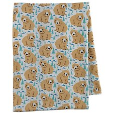 Bass Pro Shops Bear Print Baby Swaddle