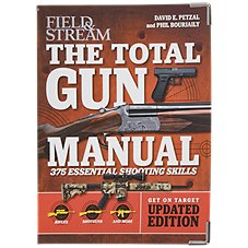 Field & Stream The Total Gun Manual Book by David E. Petzal and Phil Bourjaily